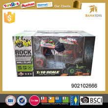1:10 scale 4WD electric rc rock crawler