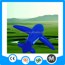 Children inflatable aircraft model toy
