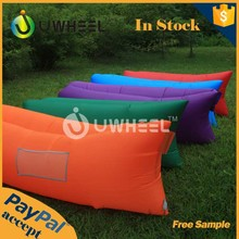 2016 New Product Nylon Sleeping Inflatable Lamzac Hangout Air Sofa