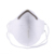 NIOSH disposable particulate filter face mask N95 dust mask respirator