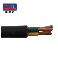 3 x 6mm pvc industrial electric wire and cable
