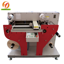 Automatic Commercial Blank Label Die Cutting Machine