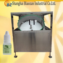 5-20ml e-liquid filling capping labeling machine