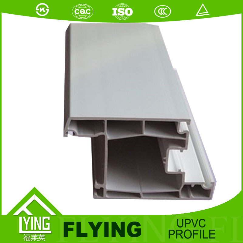 best plastic extrusion profile pvc profile for window frame