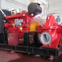 Diesel Fire Pump Large Flow Fire