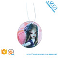POP Design Promotional Hanging 3d car air freshener