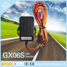 Yiwen Mini Car GPS Tracking Chip/Device GX06S for Car, Truck, Taxi, Logistics Vehicles, Electrocar, Motorbike Engine Remote Shut
