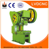 J23 have high quality mechanical blanking press machine