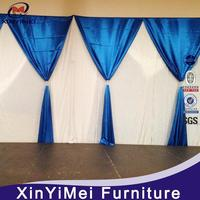 New design portable events pipe and drape backdrop
