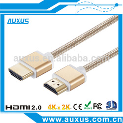 Factory wholesale USB AM 2.0 3.0 to type-c usb 3.1 Cable