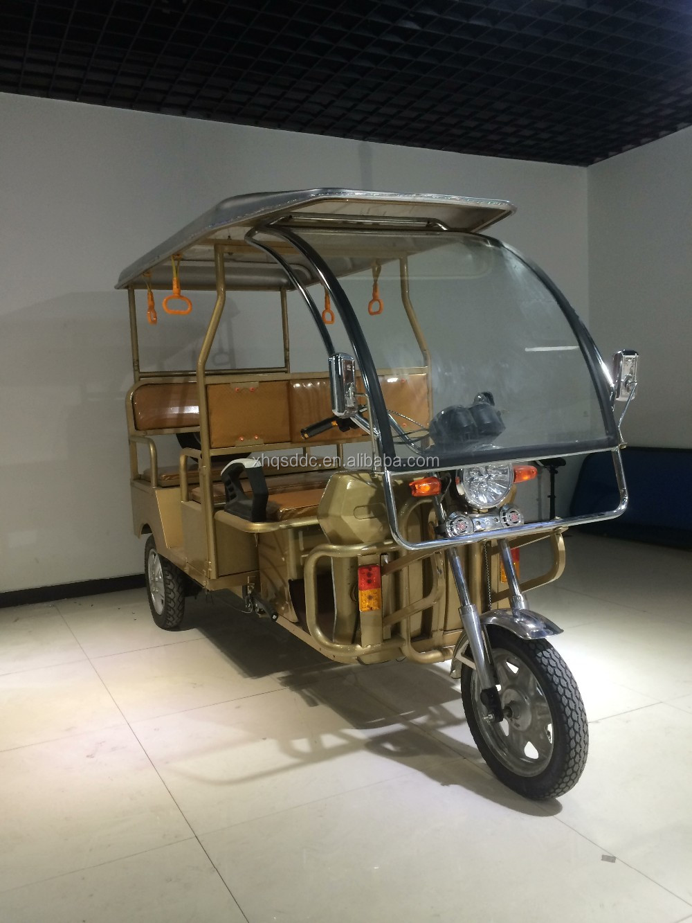 Electric tricycle indian e rickshaw