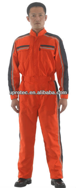 UPMEX high performance fire retardant work clothes