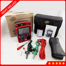 GM3123 High Voltage Megger Insulation Tester Price with LCD display measuring range 30~600V