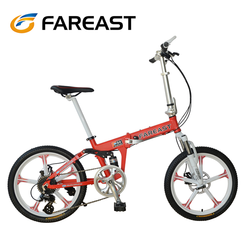 Export Europe 20Inch Land Rover Bike Aluminum Folding Bicycle