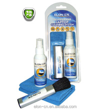 certificated natural laptop screen cleaner & computer cleaning kit with customized logo