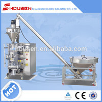 High Speed Quad Seal Wheat Full Automatic Flour Packing Machine