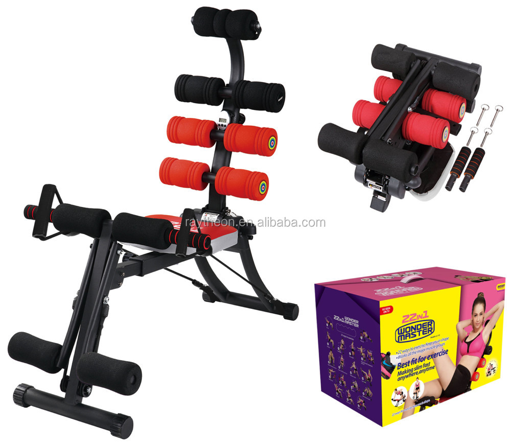 As Seen On Tv 2017 Wonder Core Six Pack Care Fitness Equipment