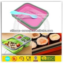 fashion eco friendly lunch box paper food container