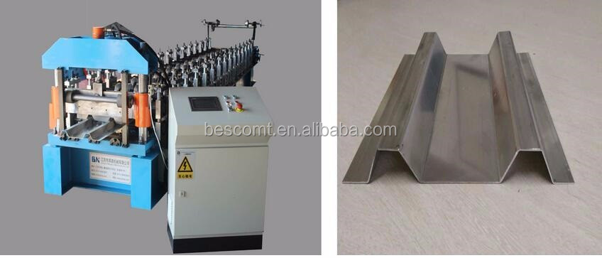 BESCO Scaffolding blank Board Cable Tray Roll Forming Machine