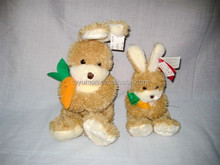good fabric China big fine toy bunny