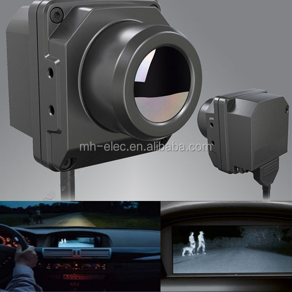 Truck Off Road Infrared Thermal Imager Car Camera