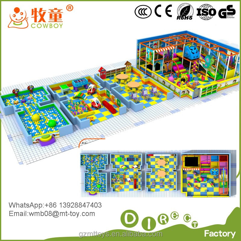 kids indoor playground economical plan of amusement park for sale