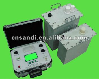 VLF-30KV Sine Wave AC Test System for High Voltage Cable