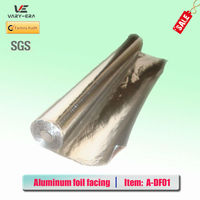 High Quality Aluminum Foil Facing on Glass Wool Blanket