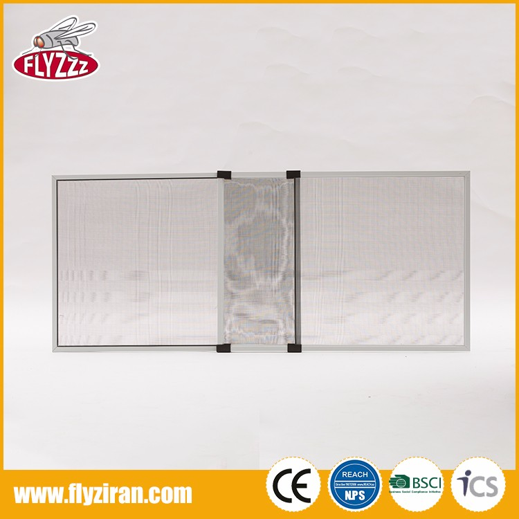 Cheap price customized size durable mosquito net aluminum sliding window