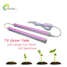 3:1 4:1 5:1 6:1 9:1 Full Spectrum 18W 28W 44W T8 Blue Red Plant Led Grow Light Tube