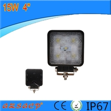 Car accessory 15w 4inch off road led work light auto led light sale in China