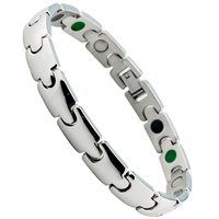 Wollet inventory stainless steel jewlery STB-0061S SILVER
