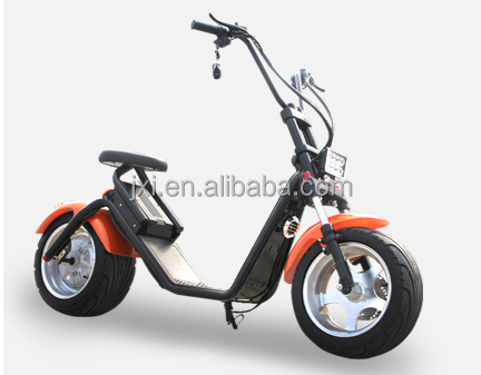 Ander 2017 hotsale 2 wheel Halley electric scooter motorcycle