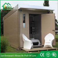 Modern Modular Container House/Luxury Foldable Prefab Container House