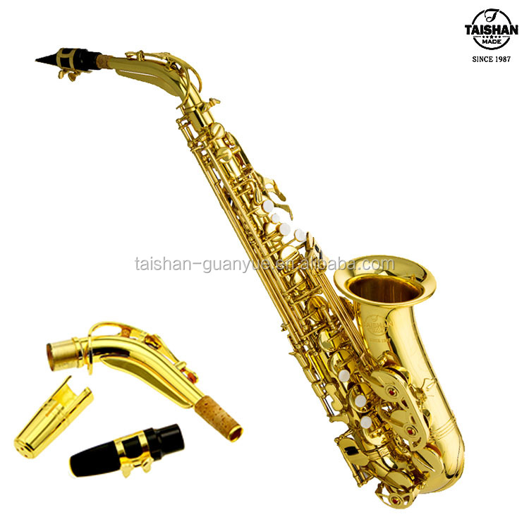 High quality new style baritone saxophone price in china