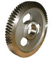 Steel Cylindrical Planetary Spur Pinion Gear for Printers