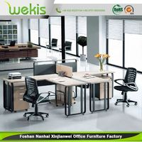 Luxury Quality Cheap Price Standard Sizes Of Workstation Furniture