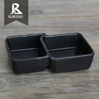 Factory hot sales custom luxury soy sauce dish with high quality