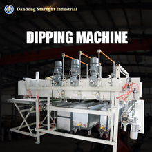 Automatic Pillar Ball Candle Dipping Making Machine