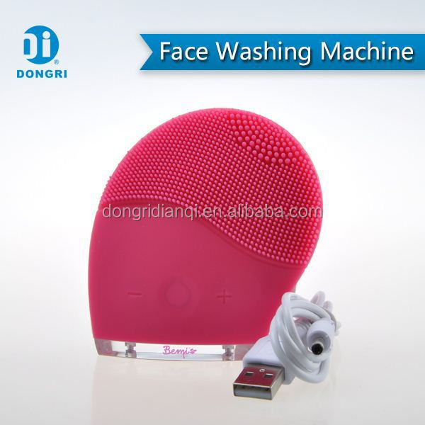 Cleaning facial brush machine for remove acne