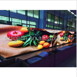 Full Color Indoor P5 LED Display Billboard Screen With Video Function