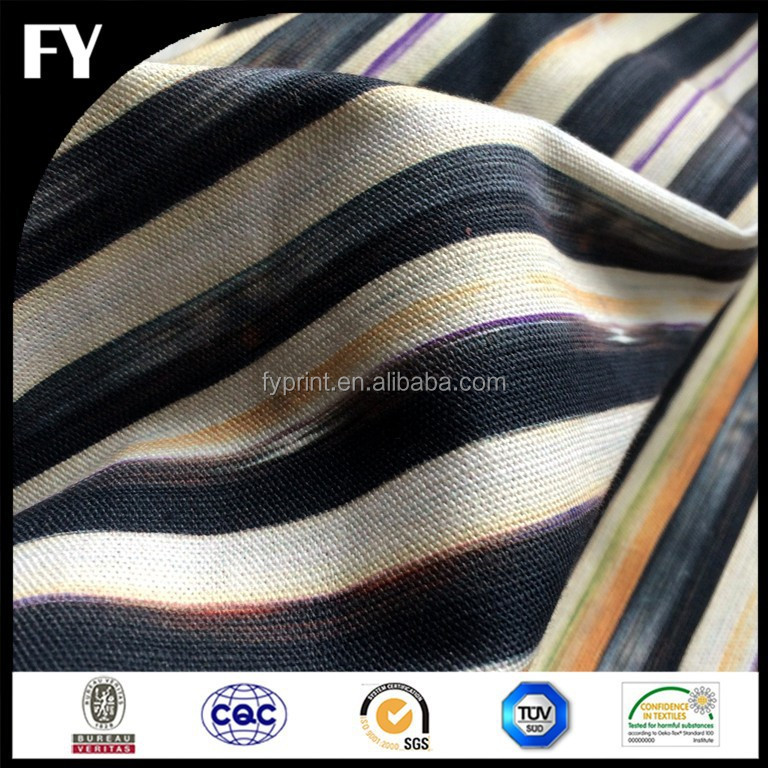Factory Direct custom digital printing canvas fabric