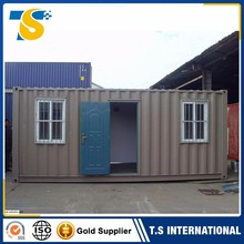 ISO, CE cCertificated China Supplier prefabricated container home