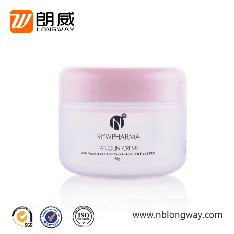 20g 50g 100g clear tiny empty cheap container pp plastic cosmetic packaging cream jar