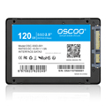 """OSCOO""2.5"" SATA3 SSD 120GB hard disk ssd solution chemical for laptop"