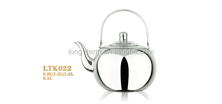 LTK022 China wholesale restaurant tea kettle