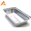 Food baking household aluminum foil container for fast food