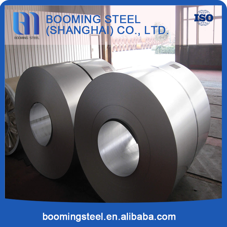 Cold Rolled 0.35mm 50W350 CRNGO Non-oriented Electrical Steel Coils Price