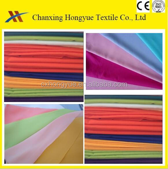 Polyester grey fabric from changxing manufacturer /Microfiber brushed grey fabric for panama fabric market