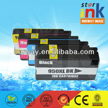 New Arrival - ink cartridges for HP950XL(CN045A)/HP951XL(CN046AE)/HP951XL(CN047AE)/HP951XL(CN048AE)
